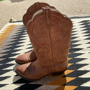 Ariat Heritage COWGIRL WESTERN RIDING 7.5 B